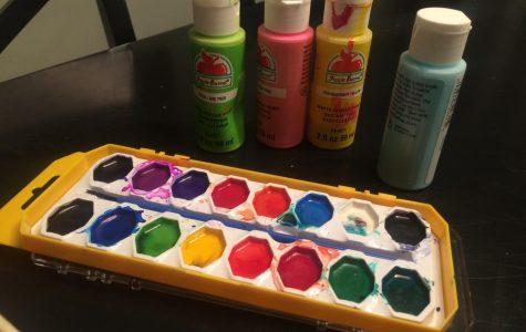 Junior Jenna Weber has a Love for AP Studio Art