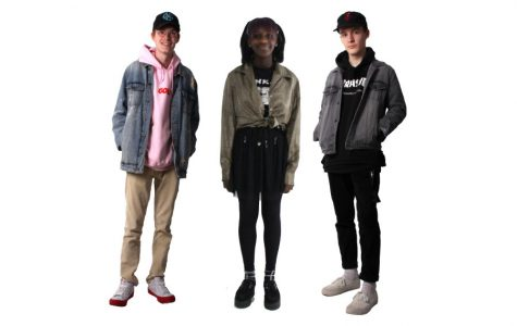 Students at FHN Show Their Personality Through their Clothes