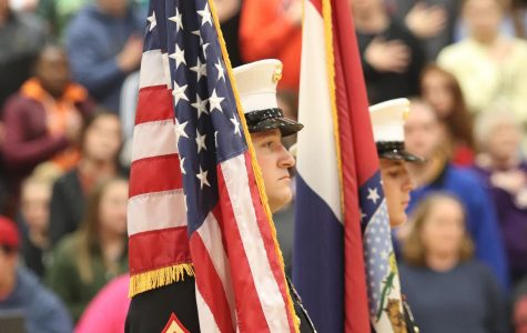 11-11 Veterans Day Assembly [Photo Gallery]