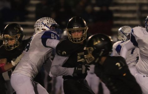 Knights Reflect on Finished Football Season With 1-9 Record
