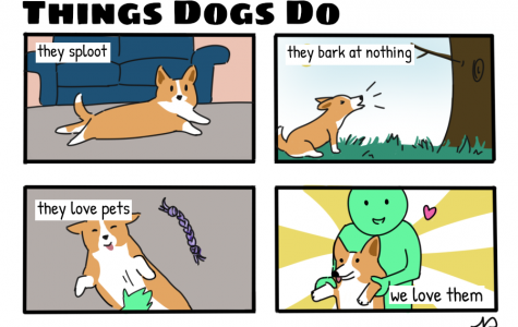 Things Dogs Do [Comic]