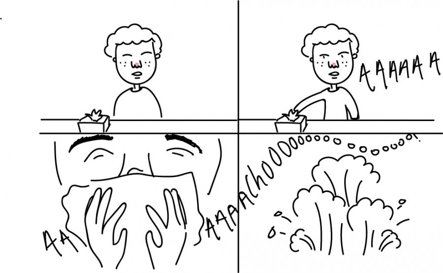 Sneeze [Comic]