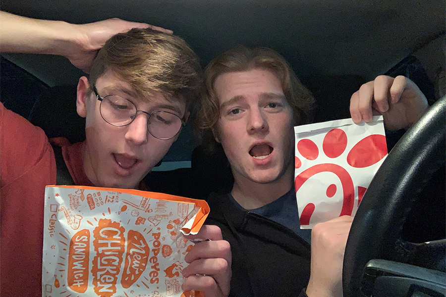 Food Frenzy: Chick-Fil-A vs Popeyes