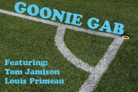 Goonie Gab: Guests Rhett Pruett and Caleb Gelven Discuss Their Senior Swim Season