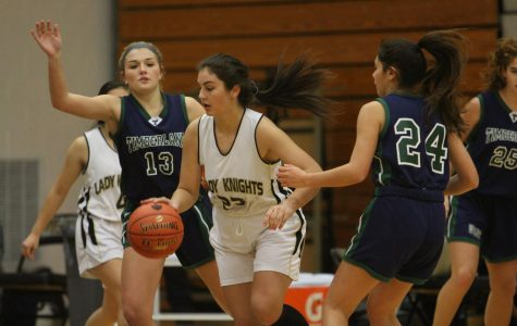 JV Girls Basketball Falls To Timberland [Photo Gallery]