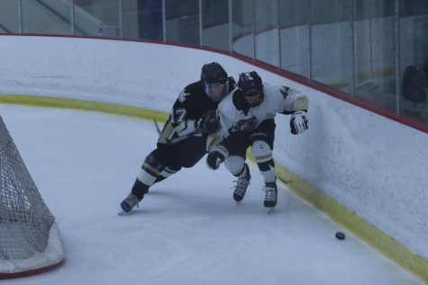 Varsity Hockey Plays Tough Game Against FZE [Photo Gallery]