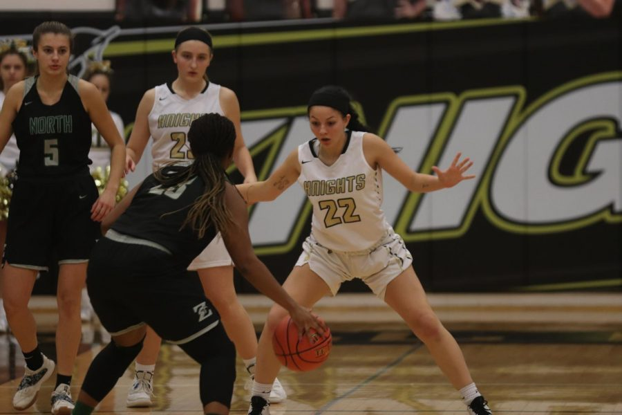 Girls Varsity Basketball Falls To FZN In Season Opener [Photo Gallery]