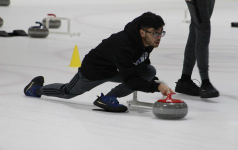 FHN Curling Loses In The Last Moment [Photo Gallery]