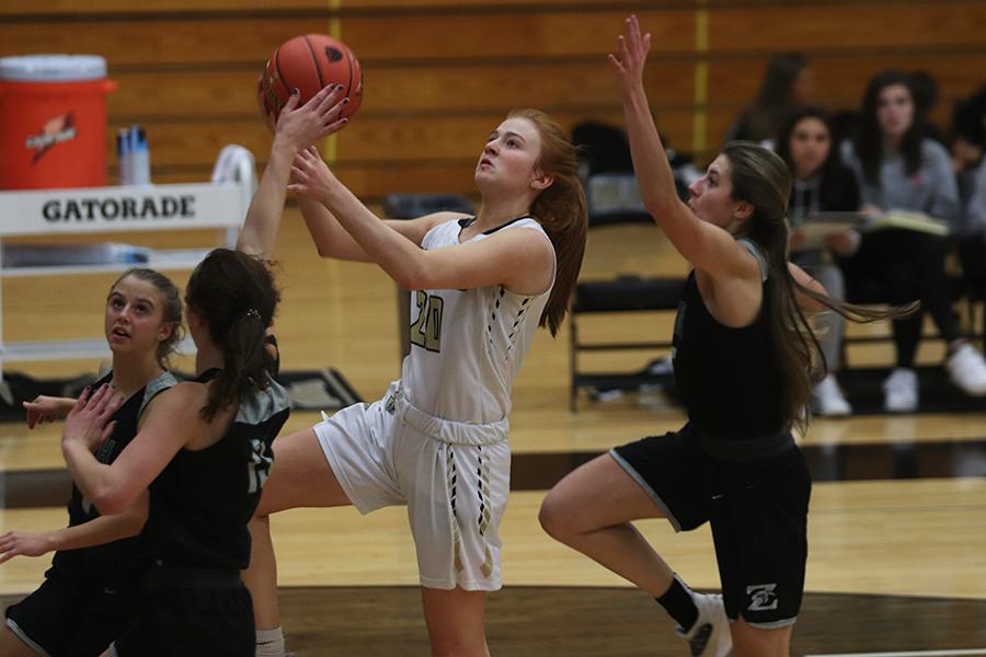 Varsity Girls Basketball vs Troy 1/28 [Live Broadcast]