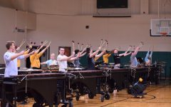 Two FHN Students Join a World Class Drumline