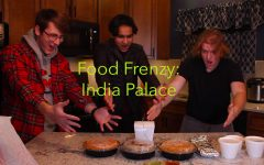 Food Frenzy: Tanay Parwal Shows Off Indian Cuisine at India Palace
