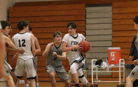 FHN Knights Take a Hard Victory from Holt High School