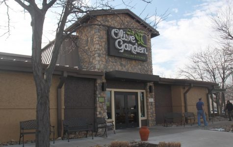 Olive garden is a nice Italian restaurant that won't break the bank with a great atmosphere and great meals. It's a great option to go to on your Valentine's Day date.