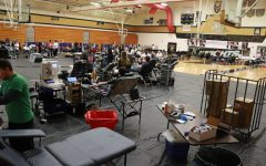 HOSA Prepares for Upcoming Blood Drive