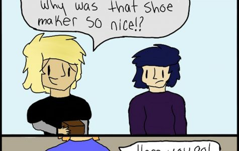 Shoe Maker [Comic]
