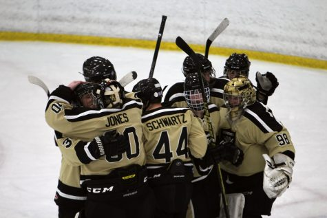 2-3 JV Hockey vs Seckman [Photo Gallery]