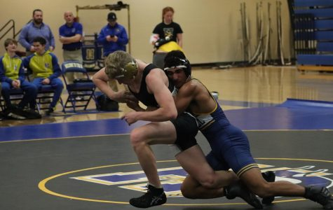 Boys and Girls Wrestling Loses to Howell Vikings [Photo Gallery]
