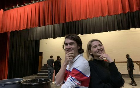 Two FHN Students Awarded Superior at Missouri State Drama Convention