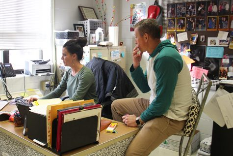 Larry and Lindsey Scheller Met in High School and Went on to Become Teachers Together at FHN