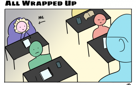 All Wrapped Up [Comic]
