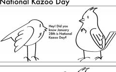 National Kazoo Day