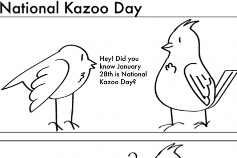 National Kazoo Day [Comic]