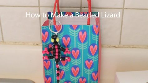 How To Make A Beaded Lizard