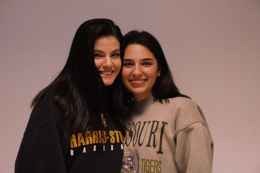 "Eva Kaminsk, a sophomore, and Paige Mooney, a senior, have been dating since the middle of 2019. ""Valentine's Day is a day to really just love everyone around,"" Mooney said. Growing up both Kaminsk and Mooney have a tradition within their families of their parents getting Valentine's Day gifts for them and their siblings. ""This year's Valentine's Day is going to be one of the best,"" Mooney said."