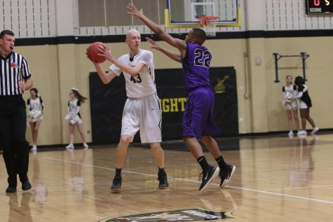 JV Boys Basketball Fall To FZW In Close Game [Photo Gallery]