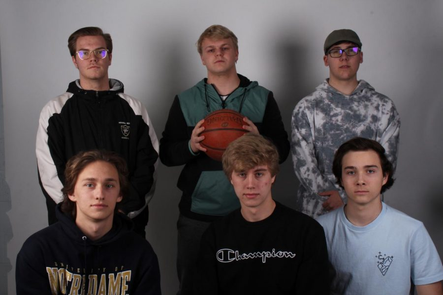 Playing Basketball Brings a Group of Friends Closer Together