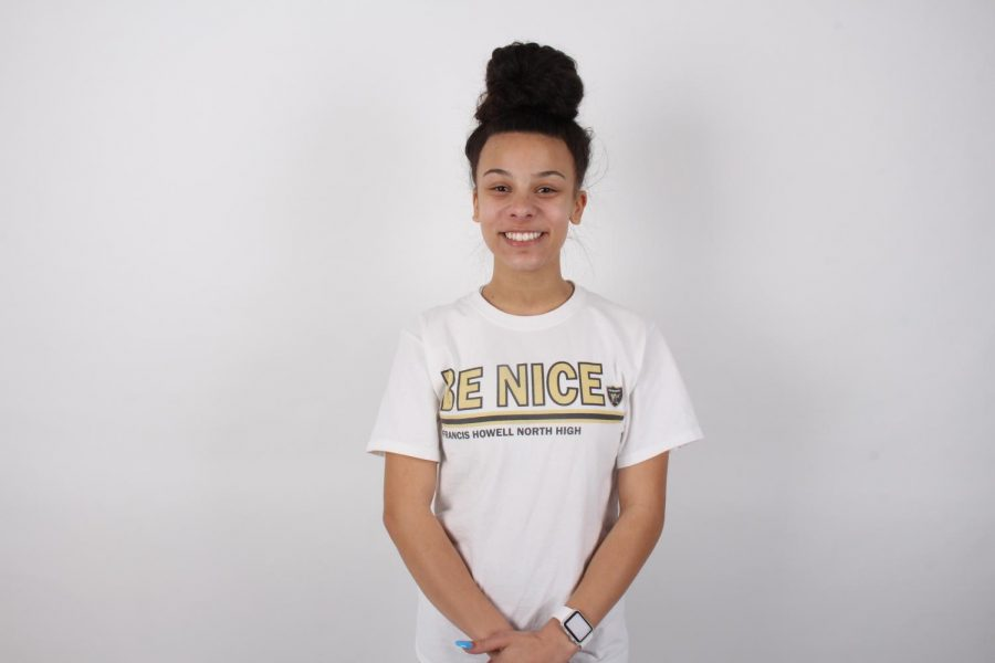 Mya Walker Uses Her Voice for Racial Equity