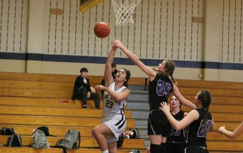 JV Girls Basketball Loses Last Home Game of Season [Photo Gallery]
