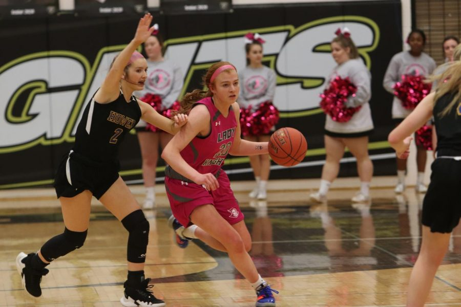 Pink Out Basketball Game Honors Cancer Awareness [Photo Gallery]