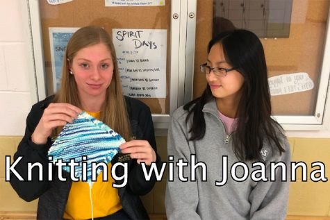 Knitting With Joanna Dohrman