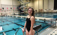 Junior Amanda Willenbrock Joins FHN Swim Team