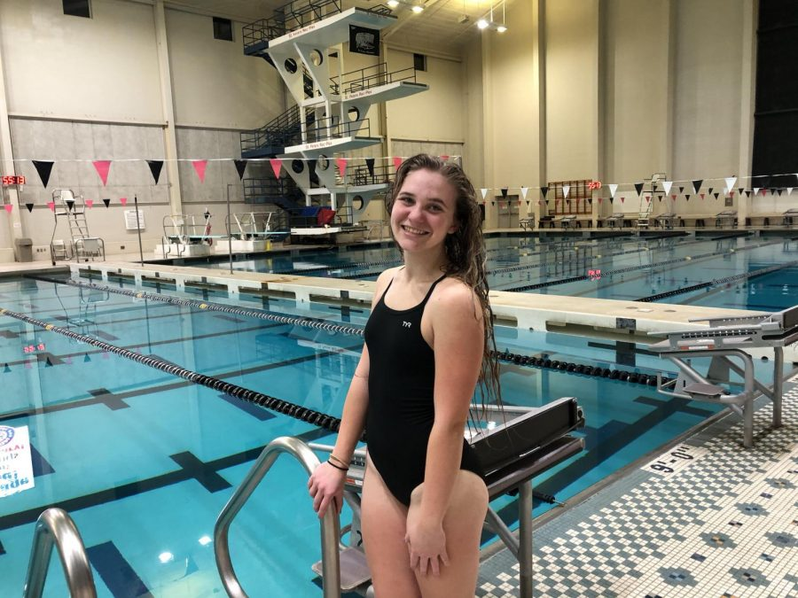Junior+Amanda+Willenbrock+Joins+FHN+Swim+Team