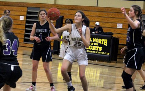 JV Girls Basketball Lose to Zumwalt West [Photo Gallery]