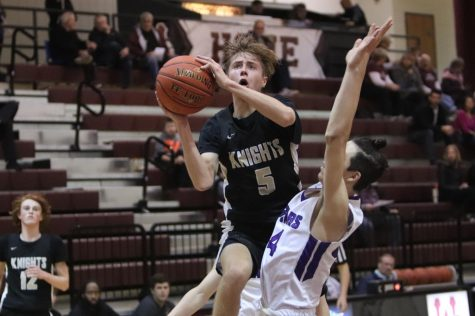 Knights Fall to Fort Zumwalt West in Fourth Quarter