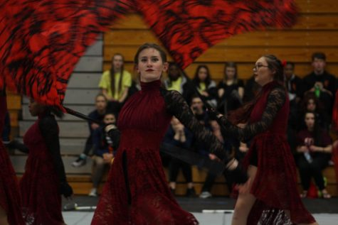 FHN Host Winter Guard Art In Motion [Photo Gallery]