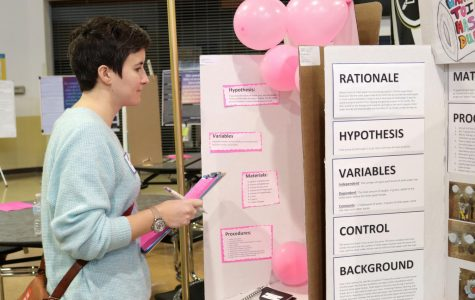 FHN Hosts Science Fair on March 7 [Photo Gallery]