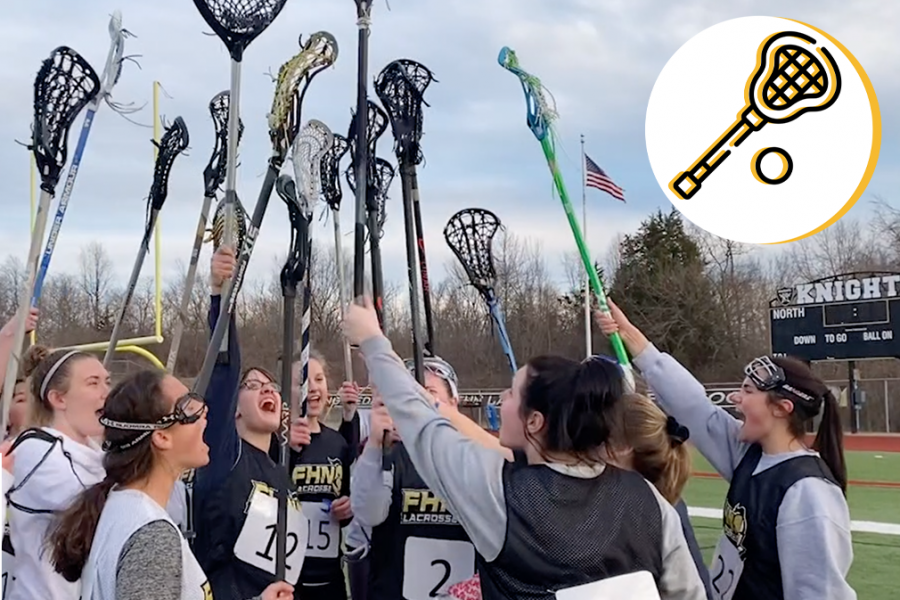 Girl's Lacrosse Works To Build Their Team For The Upcoming Season