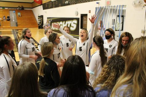 Girls Volleyball Senior Night [Photo Gallery]