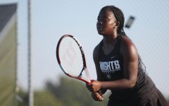 FHN Girls Tennis Plays Against Parkway North at FHN [Photo Gallery]