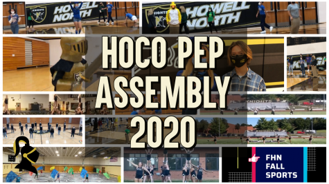 Homecoming Pep Assembly 2020 (Virtual Pep Assembly)