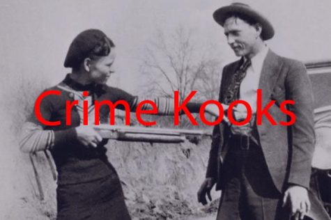Crime Kooks Episode 1: Bonnie and Clyde