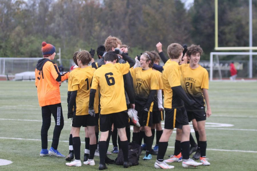 FHN JV Boys Soccer Loses Tough Game Against Liberty [Photo Gallery]