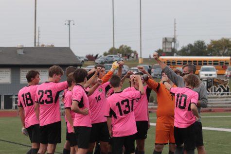 FHN Boys Varsity Soccer beats St. Charles West [Photo Gallery]