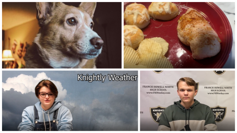 Knightly Show #5 | Week of 19/12 | Winter Tryouts, Weather, Honey Chicken, Fantasy Football and More