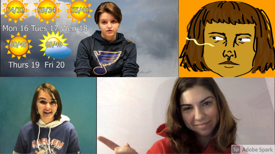Knightly Show #9   Week of 11/16   Iron Deficiency, Favorite Songs, Weekly Announcements and More!