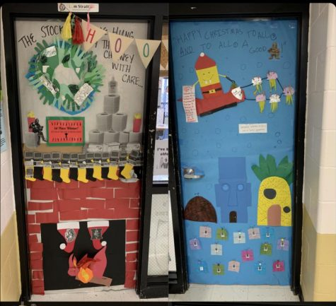 Winners of Knight Time Door Decorating Contest Announced